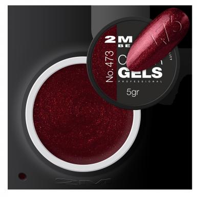 Color Gel- Glitzernd 473