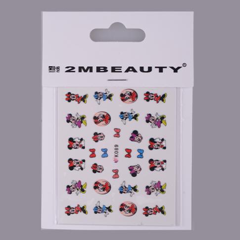 Nail Sticker K089