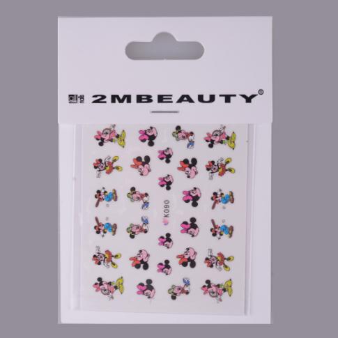 Nail Sticker K090