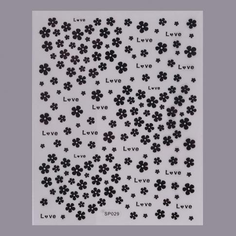 Nail Sticker SP029