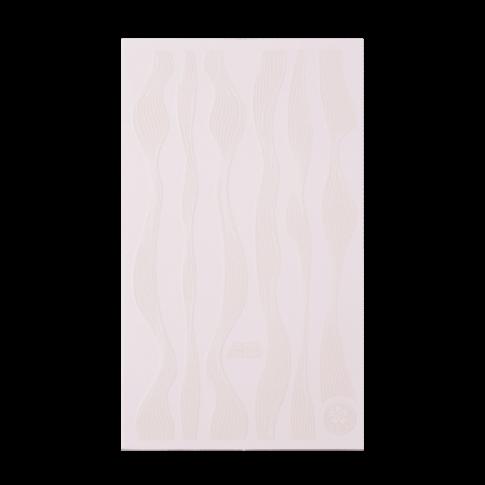 Nail Sticker -53-03 White