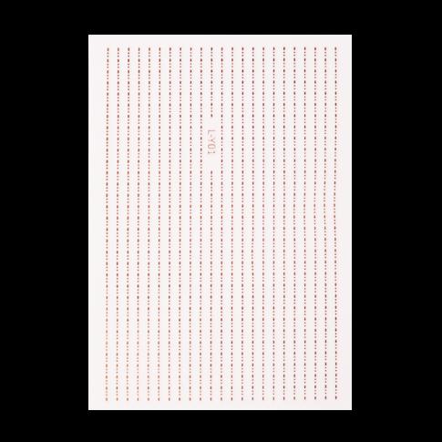 Nail Sticker -54-03 Gold