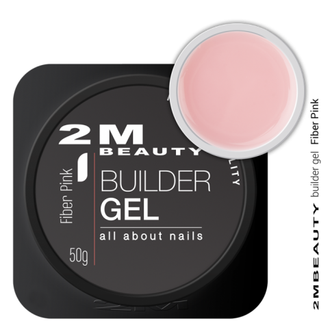 Fiber Gel Pink