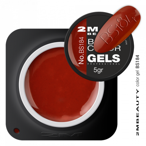 Color Gel - Basic Color  BS184 (5g)