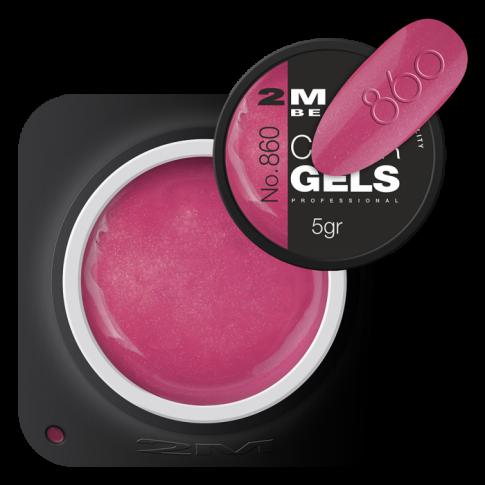 Color Gel - Glitzer 860
