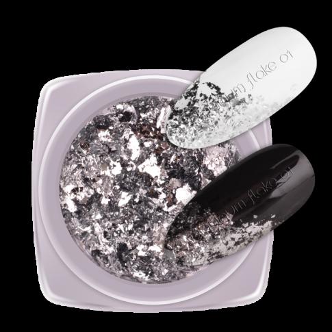 Pigment Platinum Flake 01