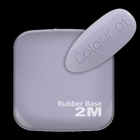 Gel Lack - Rubber Base Colour 01