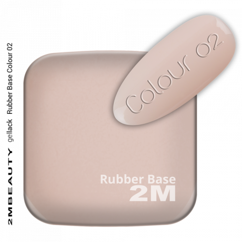 Gel Lack - Rubber Base Colour 02