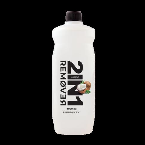 2 in 1 Nail Polish Remover Coconut