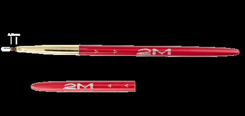 Red Beauty Gel FS #0 Pinsel