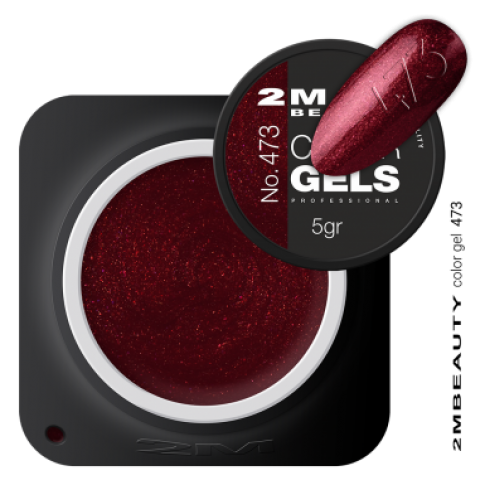 Color Gel- Glitzernd 473
